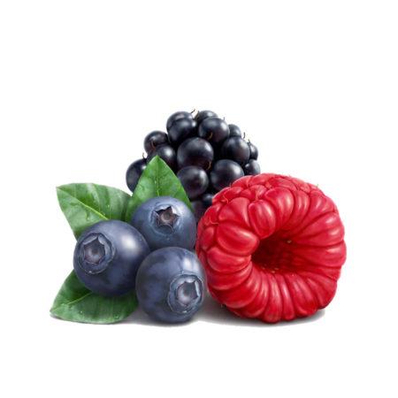 Пищевой ароматизатор лесная ягода